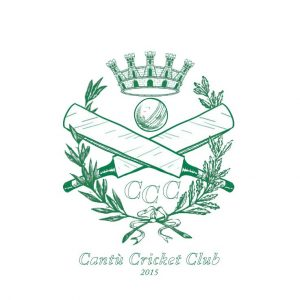 Logo Cantu Cricket Club