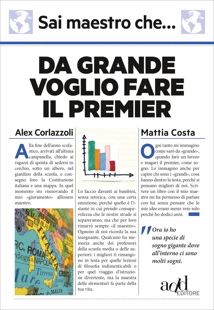 Alex Corlazzoli ∙ Mattia Costa – Sai maestro che…