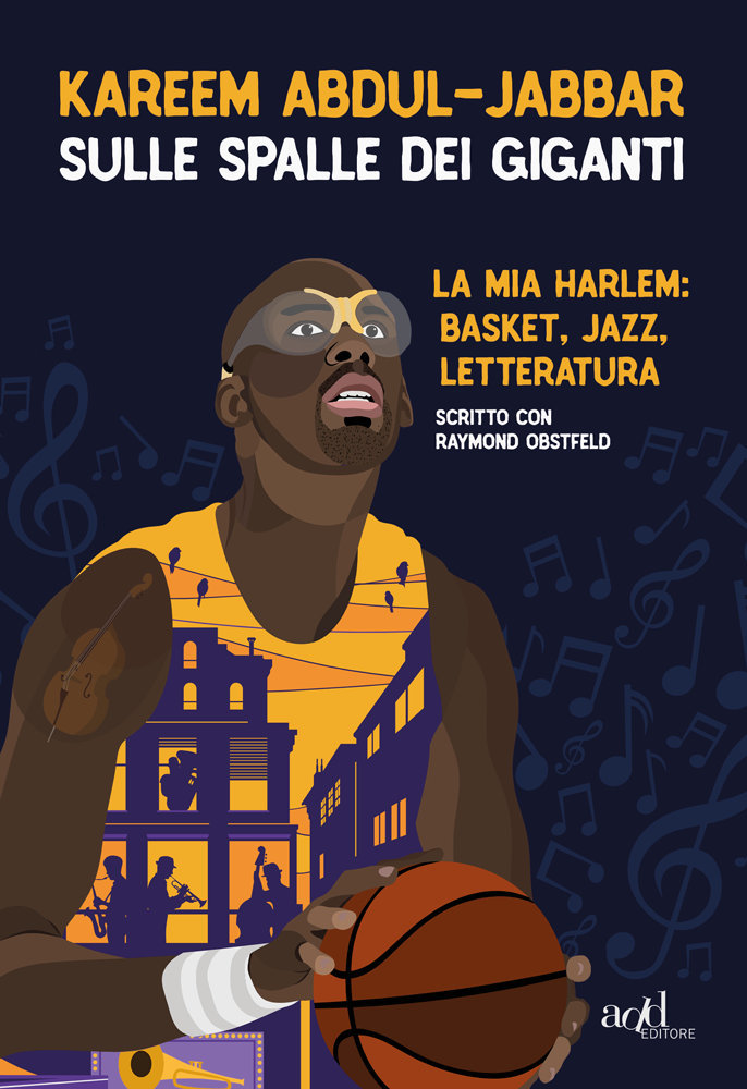 Kareem Abdul-Jabbar – Sulle spalle dei giganti