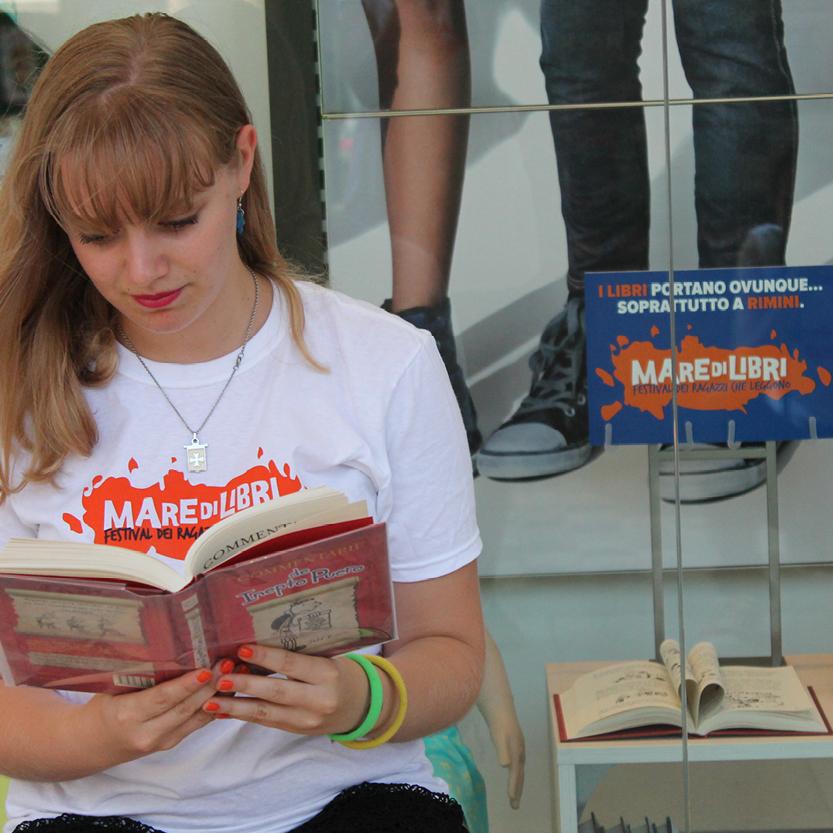 Le ragazze e i ragazzi di Mare di Libri