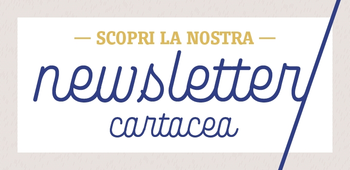 newsletter cartacea