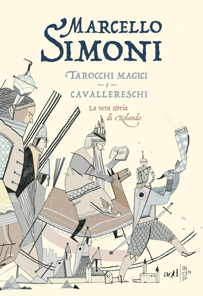 Marcello Simoni – Tarocchi magici e cavallereschi