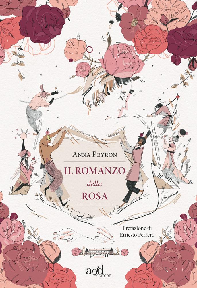 Anna Peyron – Il romanzo della rosa