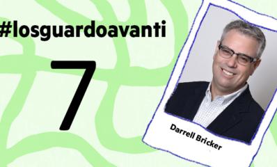 #Losguardoavanti | Stefano Delprete con Darrell Bricker
