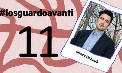 Losguardoavanti | Gianmario Pilo con Shady Hamadi