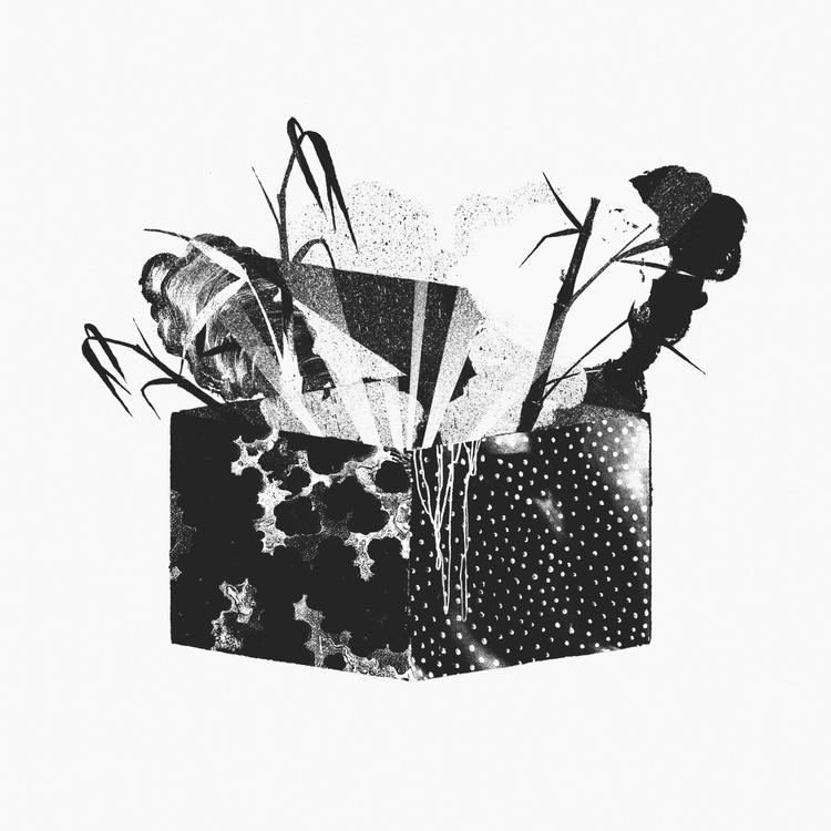 Risografia di Alberto Fiocco – Superficiale/profondo, spesso/sottile